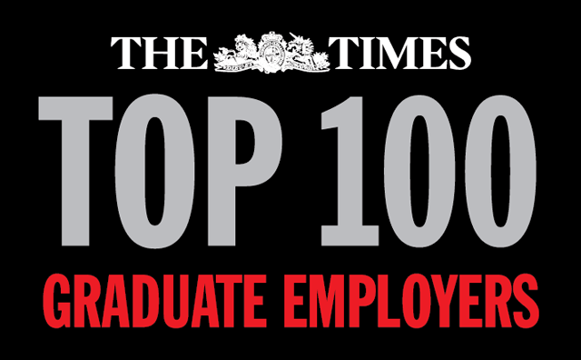 The Times Top 100 Employers